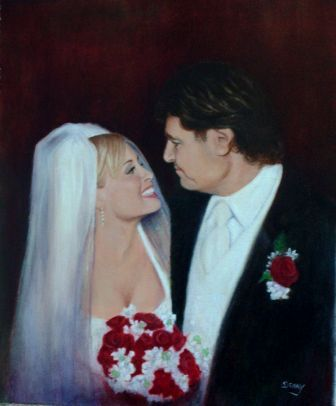 Oil Portrait - OIL PORTRAITS, PENCIL PORTRAITS, WEDDING PORTRAITS,  GRADUATION PORTRAITS, PET